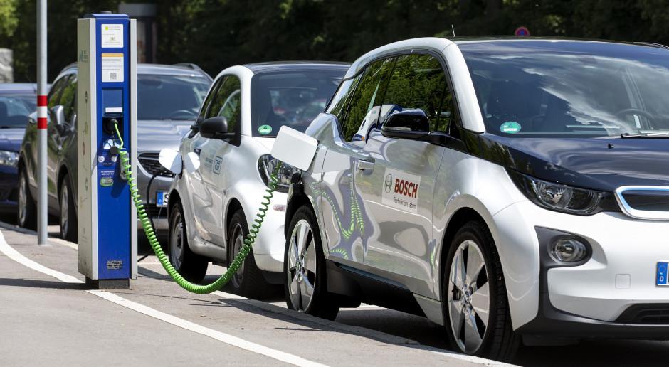 Bosch zarobi miliardy na elektromobilności