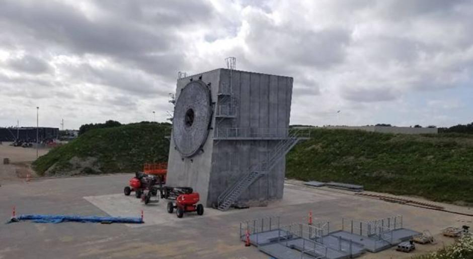 Siemens Gamesa buduje największe na świecie stanowisko testowe dla łopat turbin wiatrowych