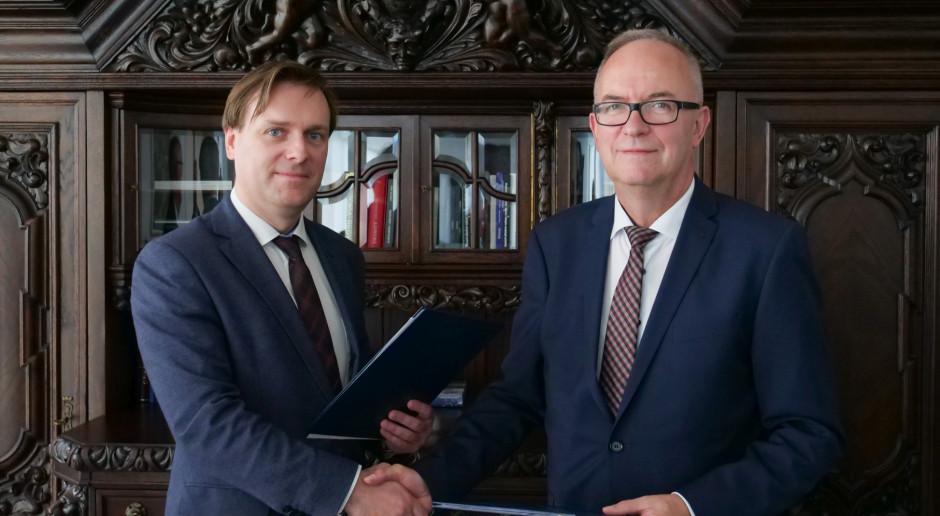 Energa i Uniwersytet Gdański podpisali porozumienie o współpracy