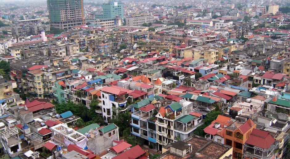 #TydzieńwAzji: Rusza projekt rewitalizacji kamienic w Hanoi