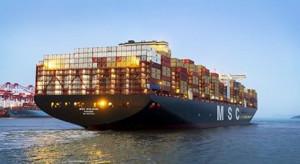 Mega kontenerowce w natarciu na światowych morzach