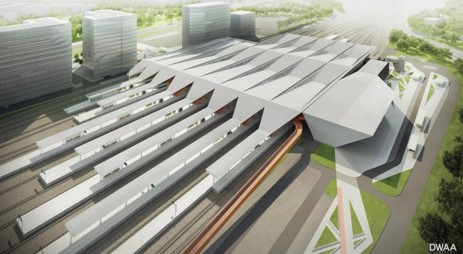 Zobacz, jak będzie wyglądać stacja Warszawa Zachodnia