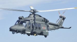 Będą też w polskiej armii. Na razie tysięczny śmigłowiec trafił do włoskiej Guardia di Finanza
