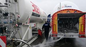 Paliwowa rewolucja. LNG wchodzi w ciężki transport kołowy