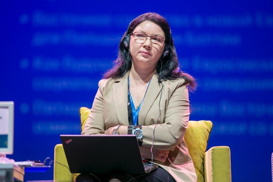 Natalia Luts, konsul ds. ekonomicznych w ambasadzie Estonii