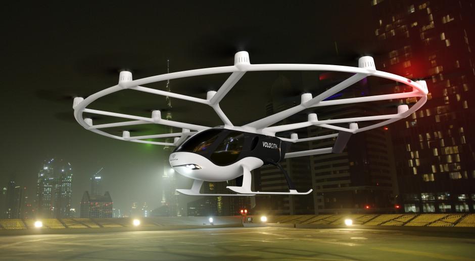 #AzjaTech. Czy miejskie niebo zapełni się taksówkami?