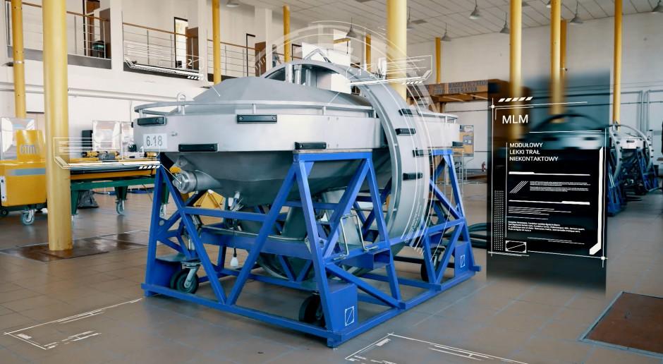 Nowy trał z udziałem Centrum Techniki Morskiej