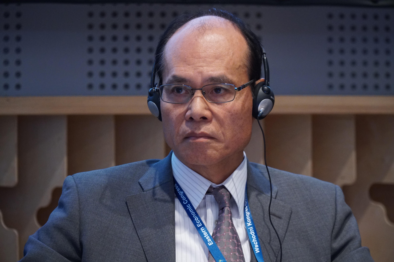 Yoshihisa Tachi, dyrektor generalny Mitsubishi Corporation (Fot. PTWP)