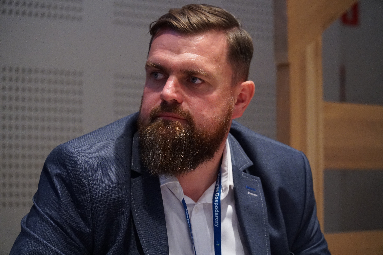 Jacek Zimoch, starszy menedżer PwC Inward Investments Network (Fot. PTWP)
