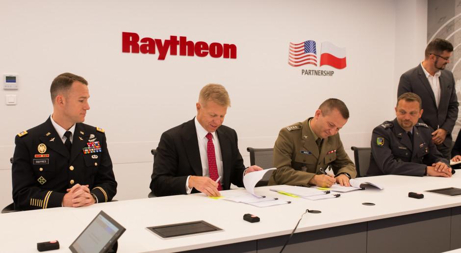 Umowa Raytheona z Wojskowym Instytutem Technicznym Uzbrojenia