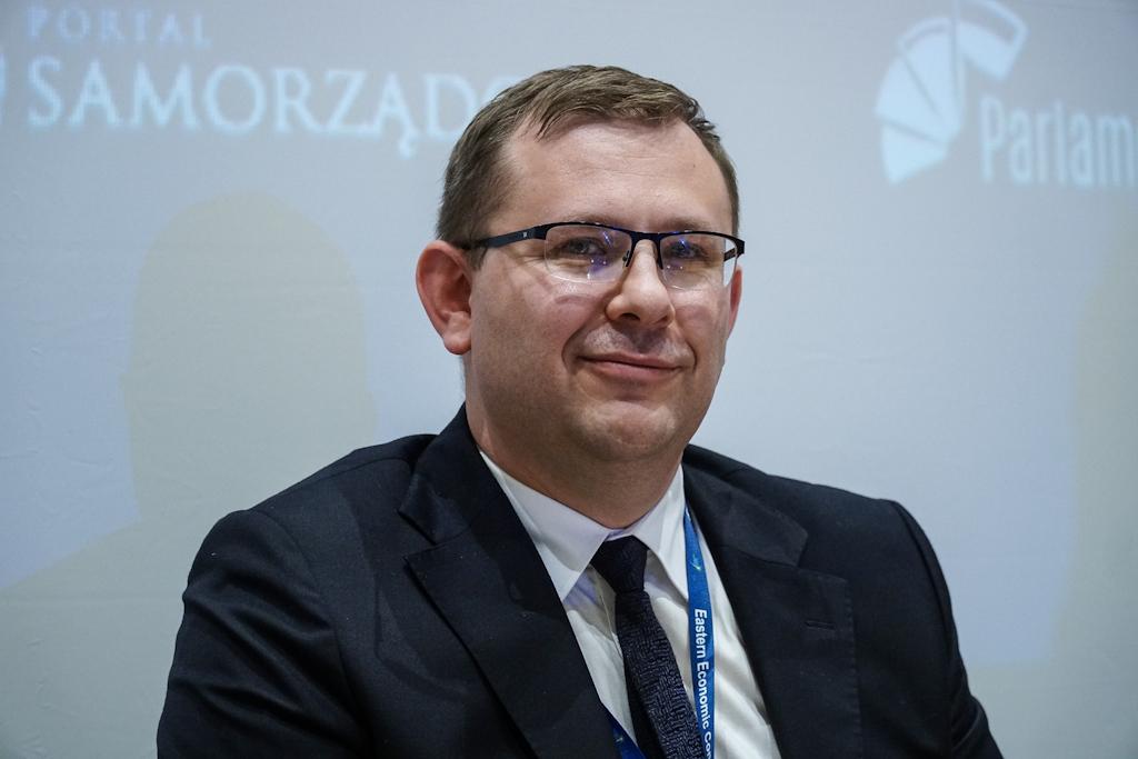 Łukasz Skłodowski, fot. PTWP