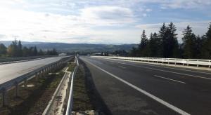 Otwarto najwyżej położoną drogę ekspresową w Polsce