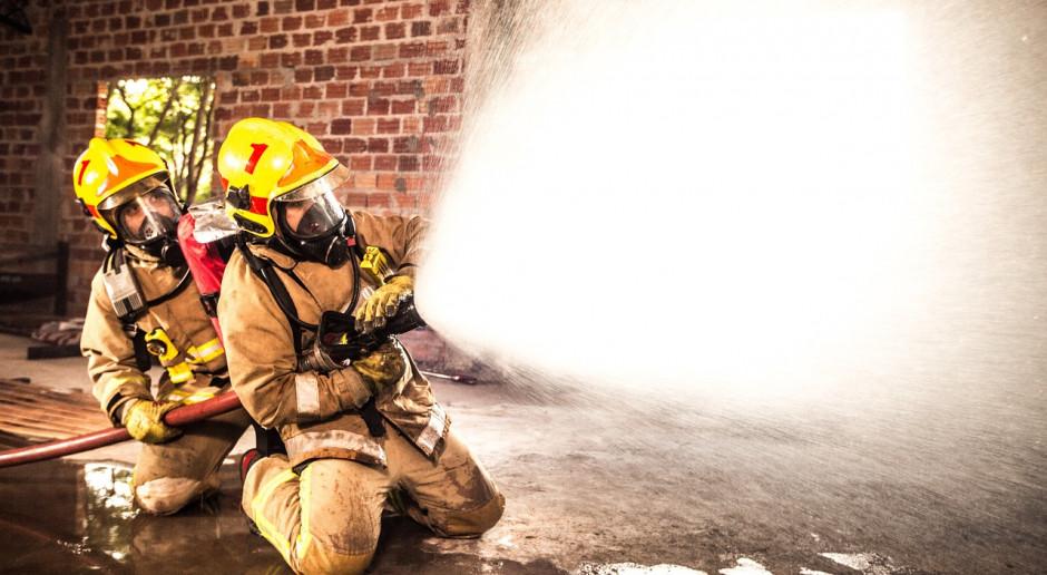 Pożar w fabryce w Chinach. Nie żyje 19 osób