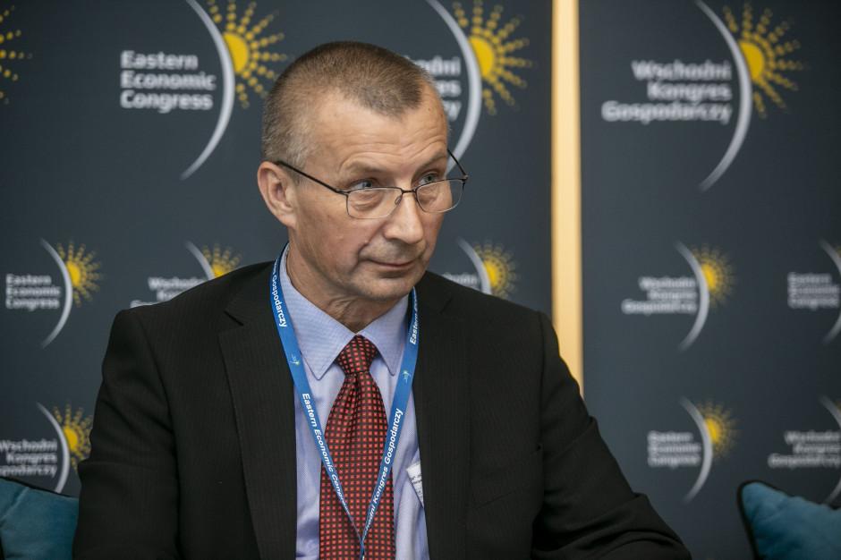 Bogdan Rogaski, dyrektor Izby Przemysłowo-Handlowej w Białymstoku