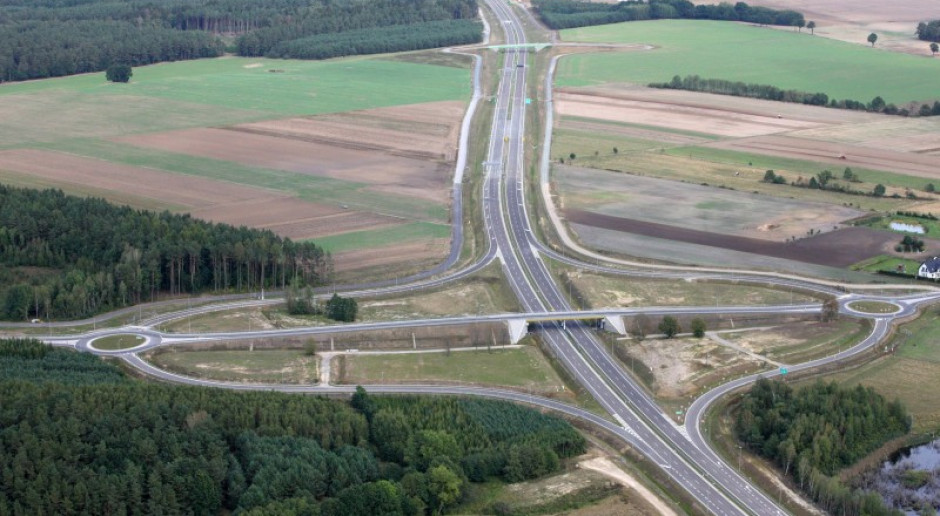 Droga ekspresowa S6 Płoty - Kołobrzeg oddana do ruchu