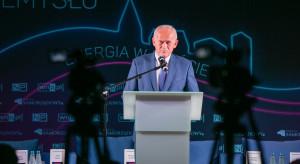 Krzysztof Tchórzewski: transformacja energetyczna ewolucyjnie, nie rewolucyjnie