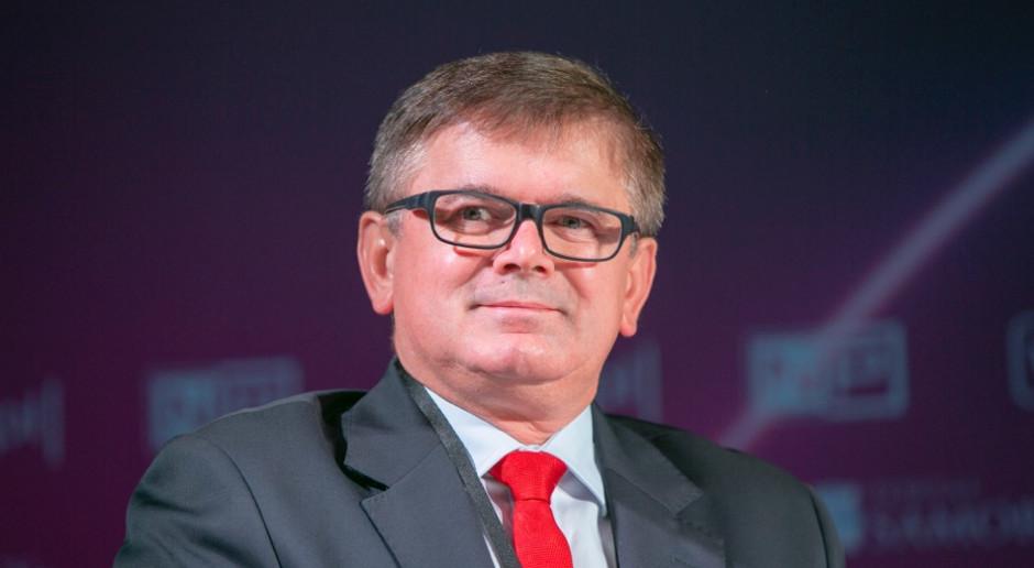 Adam Gawęda może zostać nowym prezesem Taurona