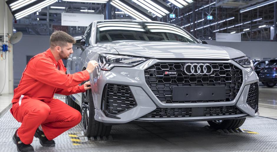 Audi modernizuje zakłady na Węgrzech i wprowadza nowe modele