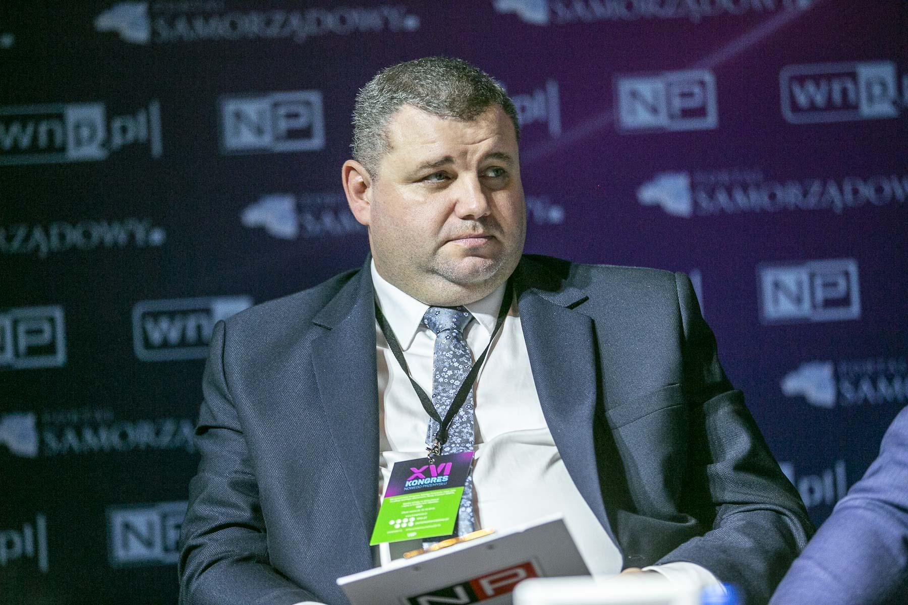 Artur Bratkowski, dyrektor ds. aparatury i systemów pomiarowych Apator