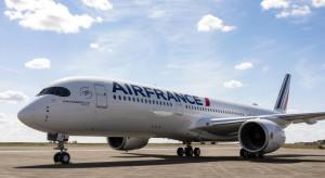 Samolot Air France lądował awaryjnie w Sofii