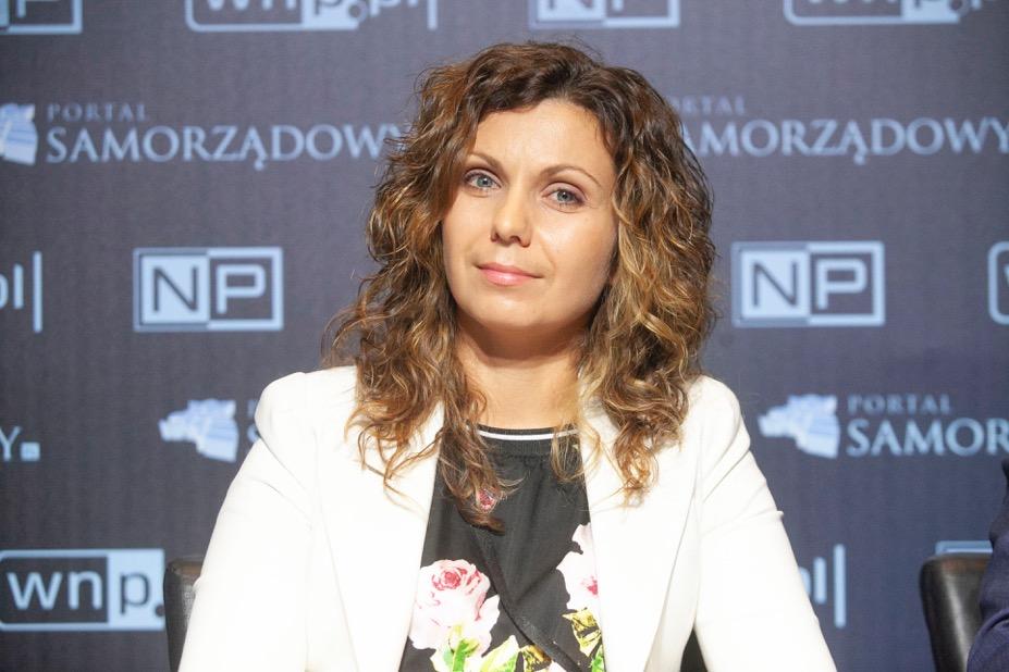 Dr Aleksandra Gawlikowska-Fyk, kierownik projektu Elektroenergetyka, Forum Energii (Fot. PTWP).