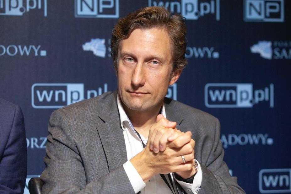 Emil Wojtowicz, wiceprezes ds. finansowych PGE Polskiej Grupy Energetycznej