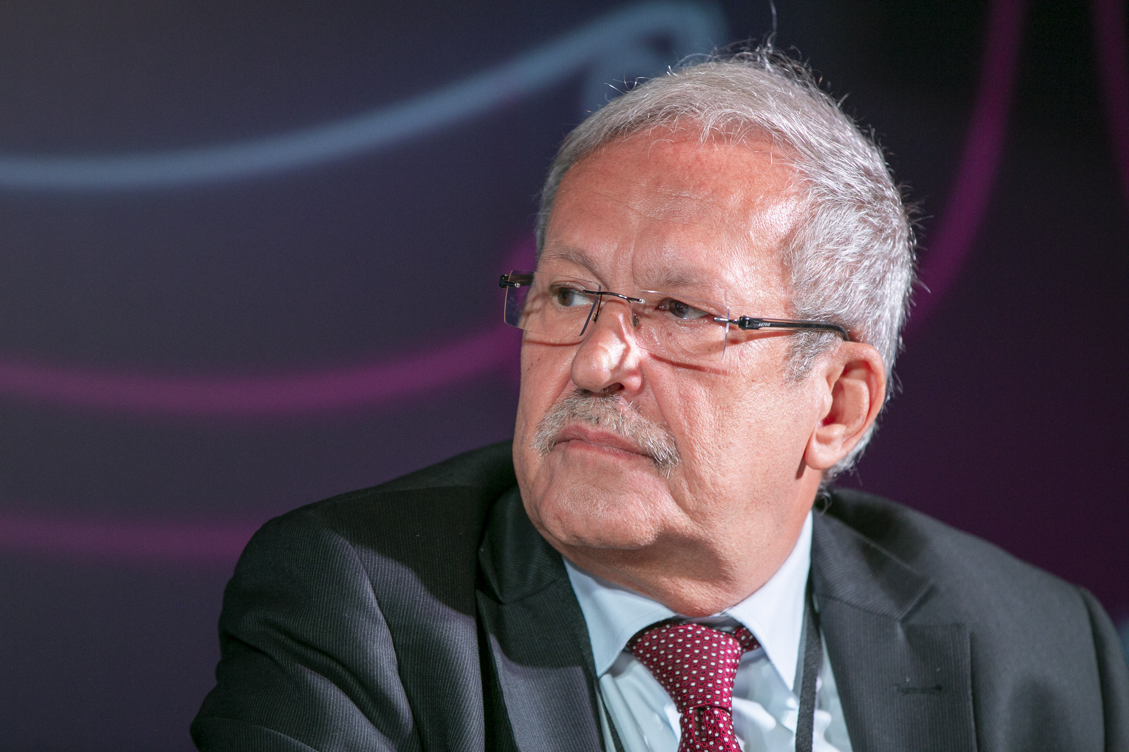 Janusz Steinhoff, wicepremier i minister gospodarki w latach 1997-2001 (Fot. PTWP)