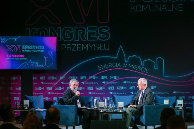 Jacek Ziarno i Piotr Naimski (Fot. PTWP)