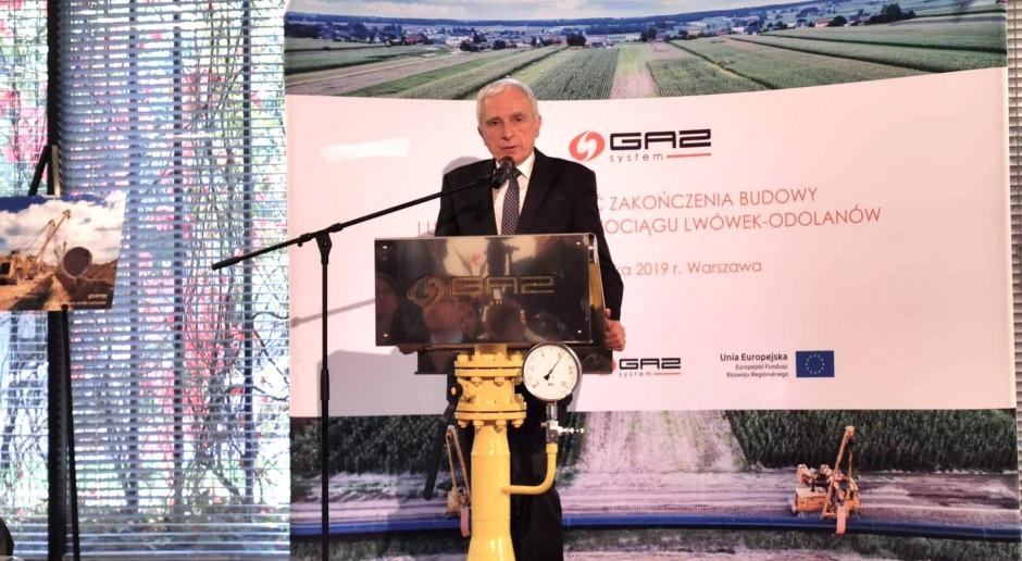 Oddano ważną inwestycję gazową za 800 mln zł. Kluczową dla Baltic Pipe