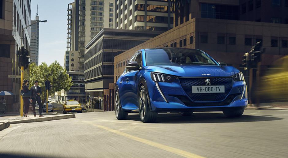 Zapotrzebowanie na Peugeota e-208 przerosło oczekiwania marki