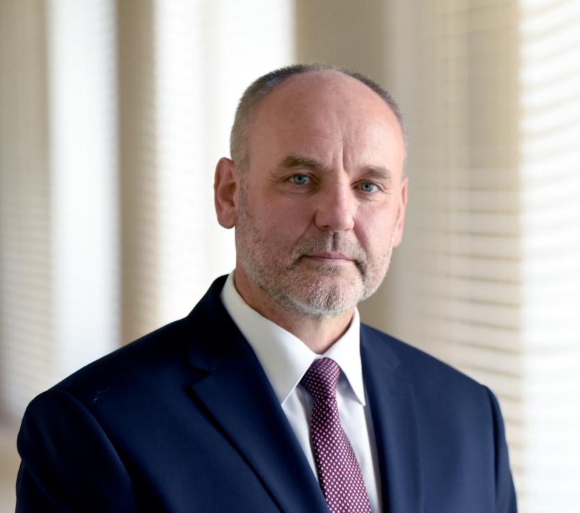 Piotr Dziadzio, podsekretarz stanu w ministerstwie klimatu i środowiska ( Fot. mat. archiwum)