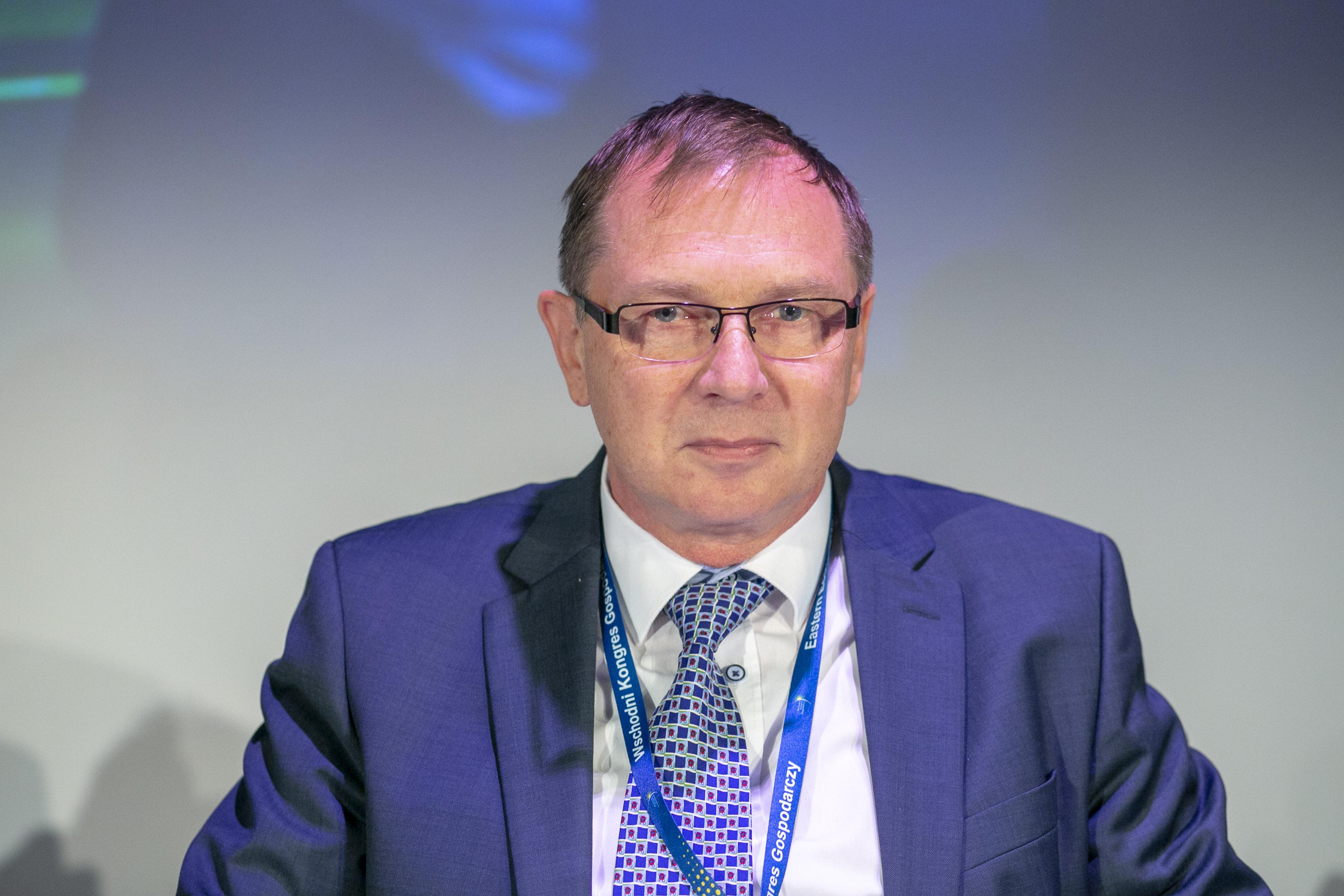 Leszek Faltyniak, Polsko-Białoruska Izba Handlowo-Przemysłowa (fot. PTWP)