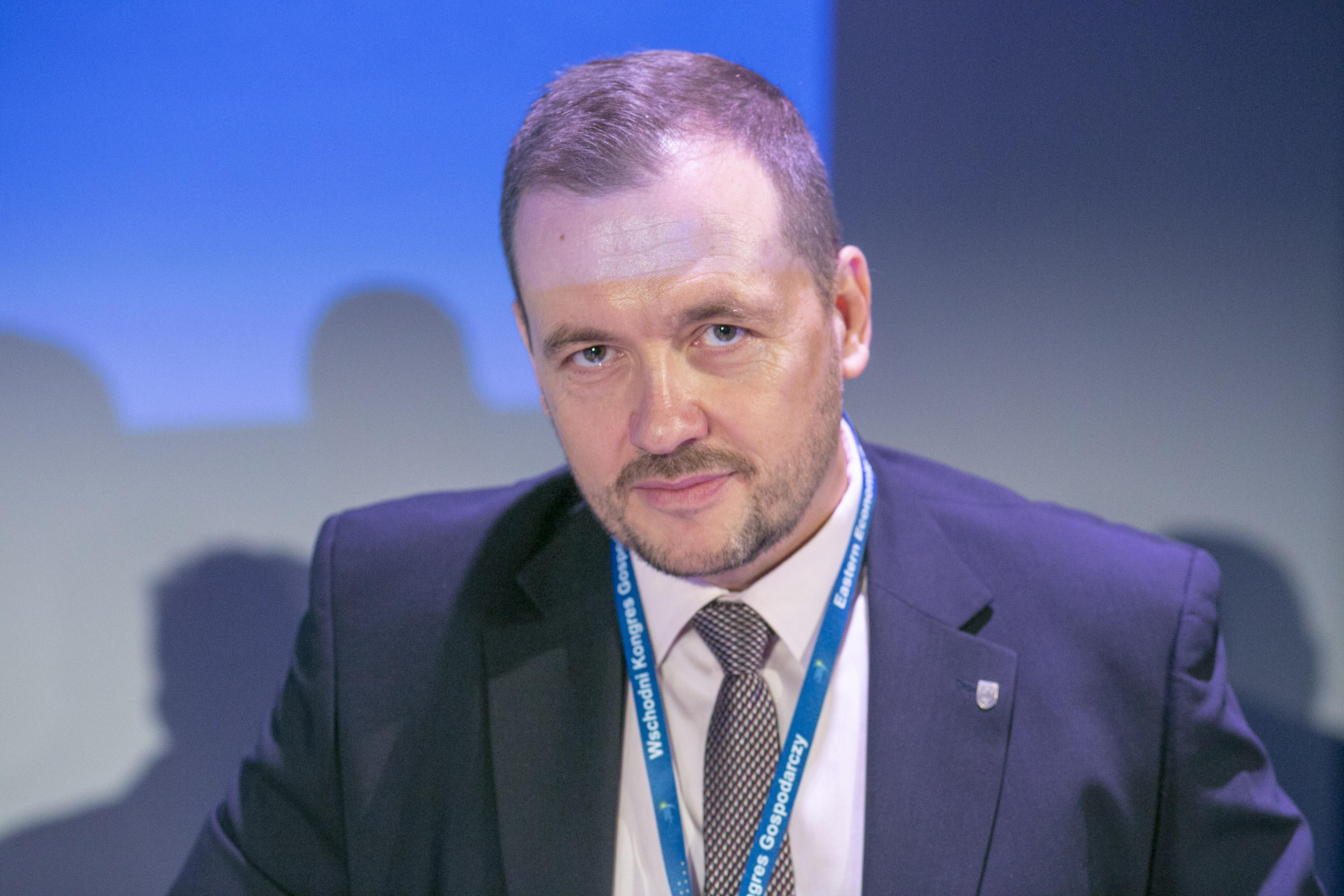 Maciej Perkowski, Uniwersytet w Białymstoku(fot. PTWP)