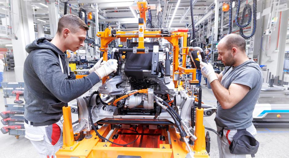 Volkswagen i SAIC zainwestują w Szanghaju ponad pół miliarda dolarów