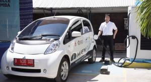 Mitsubishi pomaga rozwinąć OZE w Indonezji