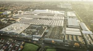 Fabryka Bentleya neutralna węglowo dzięki 30 000 paneli słonecznych