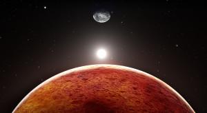 Sonda Al-Amal przesłała pierwsze zdjęcie Marsa