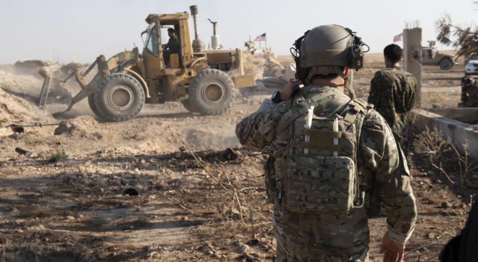 Turecka ofensywa w Syrii. Pentagon ostrzega Turcję