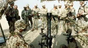 USA  wzmocnią siły wojskowe w Arabii Saudyjskiej