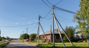 Mieszkańcy wsi zużywają coraz więcej prądu