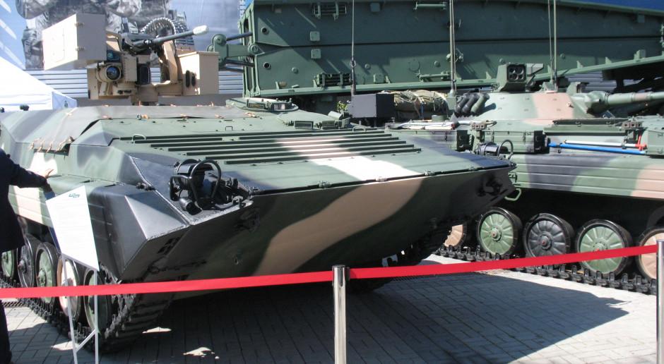 Zmodernizowany Bojowy Wóz Piechoty, fot. wk