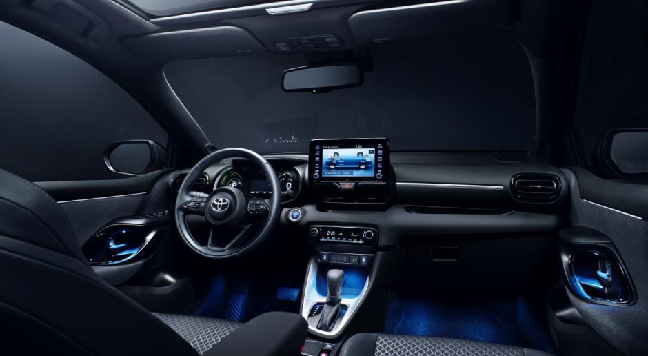 Toyota prognozuje rekordową sprzedaż samochodów