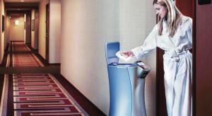 Samodzielna jazda windą to dla robota już nie problem. Przyda się to szczególnie w jednej branży