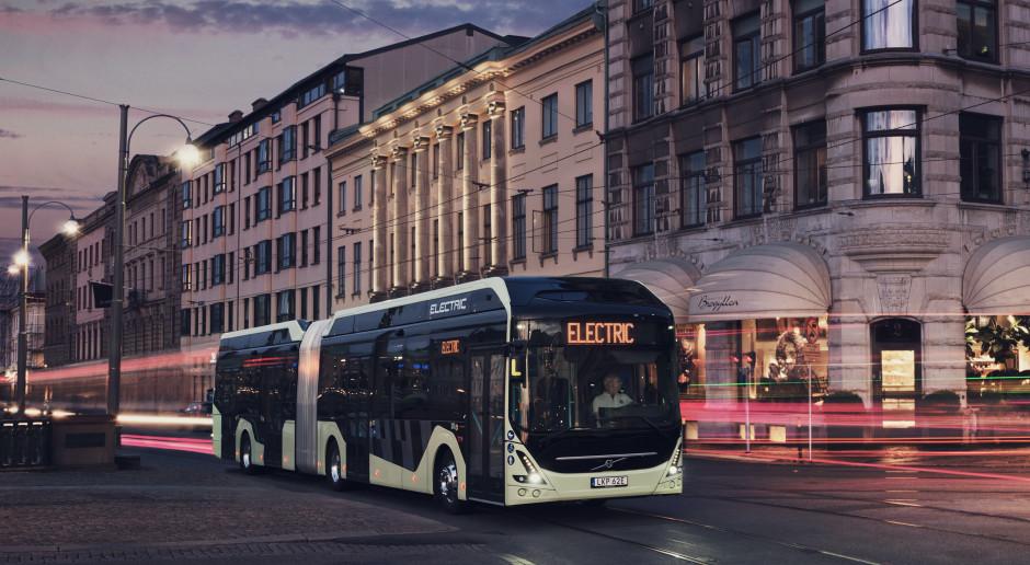 Z Wrocławia do do Jönköping. Volvo dostarczy 49 elektrycznych autobusów do Szwecji