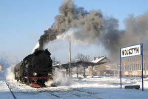 Wielkopolskie: Parowozy wróciły na tory