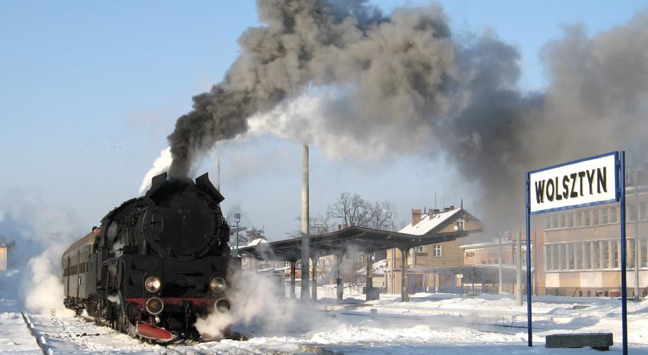 Wielkopolskie: Rozkładowe pociągi prowadzone przez parowozy wróciły na tory