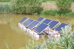 Postawią pierwszą instalację fotowoltaiczną na wodzie
