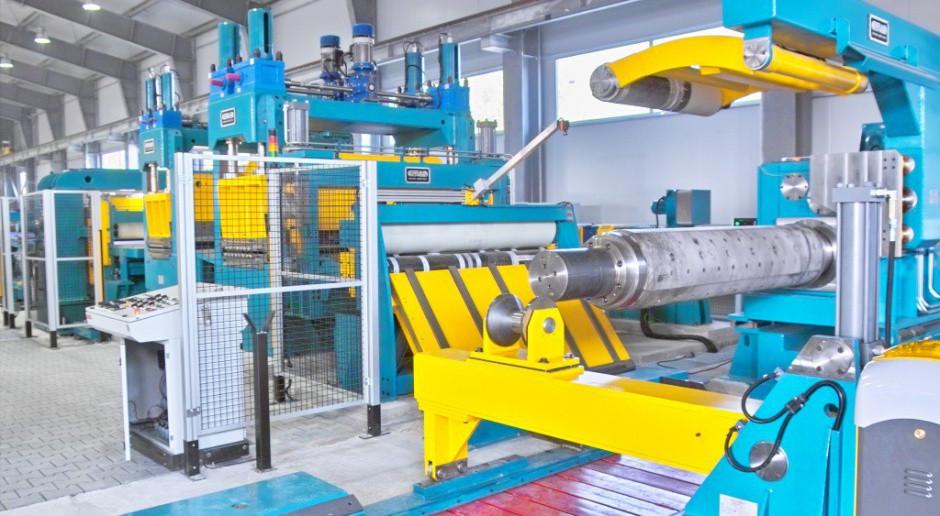 Kosztem 72 mln zł stalowa firma zwiększyła swoje centrum w Rybniku
