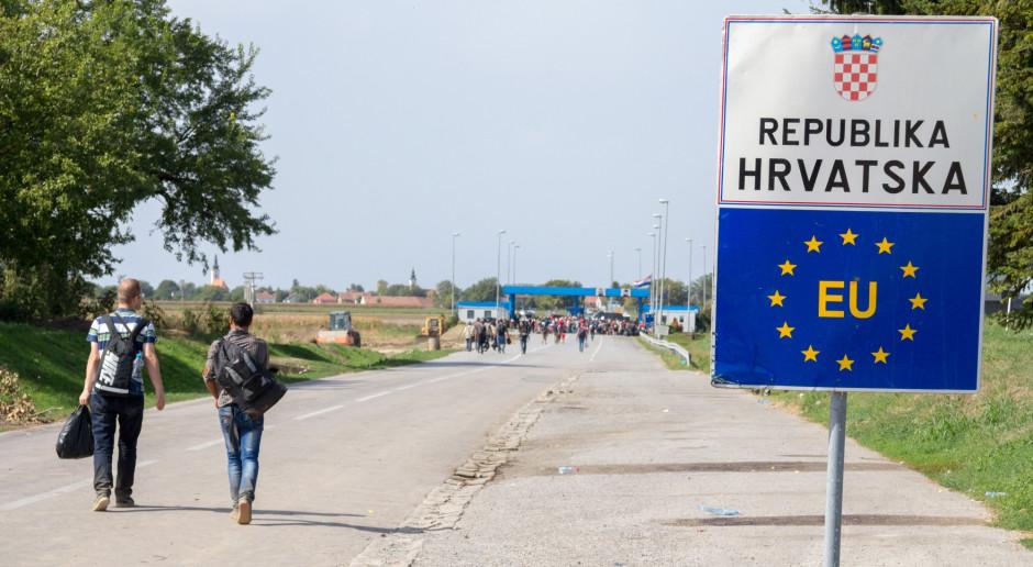 Słowenia: Długie kolejki na granicy z Chorwacją