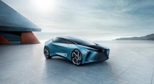 Lexus zapowiada pierwszego elektryka